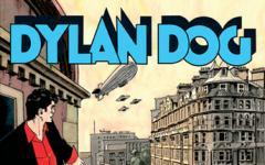 Dylan Dog 240: il ritorno di Sclavi