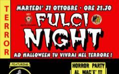 Fulci Horror Night