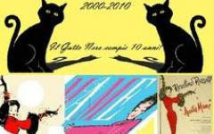 Il Gatto Nero compie dieci anni!