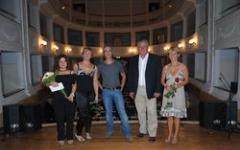 La classifica dei vincitori al Premio Camaiore di Letteratura Gialla 2010