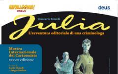 Julia Kendall a Rapallo