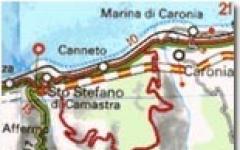UFO a Caronia
