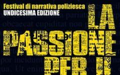 La passione del delitto 2012. Il programma