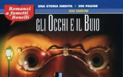 Gli occhi e il buio: un romanzo a fumetti