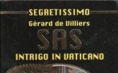 """Un """"intrigo in Vaticano"""" per SAS"""