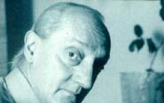 Giorgio Scerbanenco a Lignano