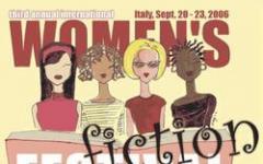 Il Women's Fiction Festival si tinge di giallo