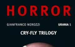CRY FLY, l'horror thriller di Gianfranco Nerozzi