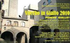 Viterbo in Giallo 2010. Primo appuntamento