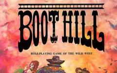 Il Weird West nel gioco di ruolo