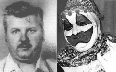5 racconti su Gacy, il Killer-Clown