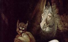 Tradurre l'incubo [1] La cavalla della notte