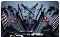 Thomas Malling, il ninja norvegese