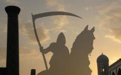La Morte da Samarra a Samarcanda