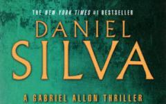 Cosa leggeremo: Daniel Silva