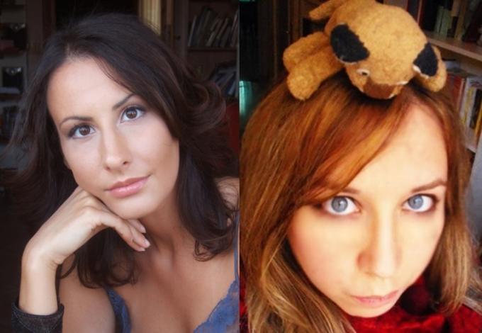 Oriana Ramunno e Scilla Bonfiglioli