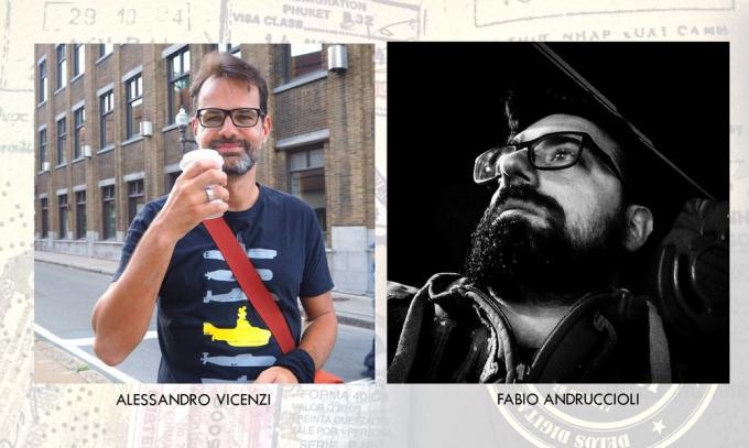 Alessandro Vicenzi - Fabio Andruccioli