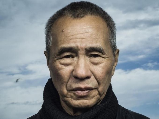 Il regista Hou Hsiao Hsien