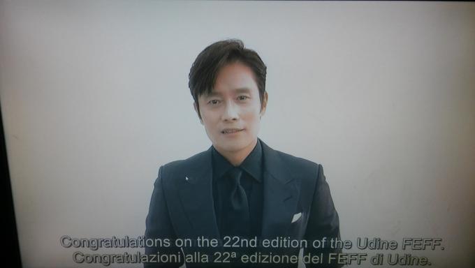 L'attore Lee Byung-hun