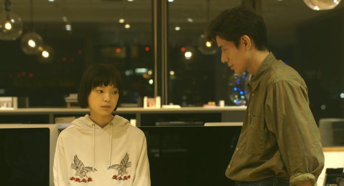 Furukawa Kotone e Kakajima Ayumu nell'Episodio 1 - Copyright foto: Berlinale 2021