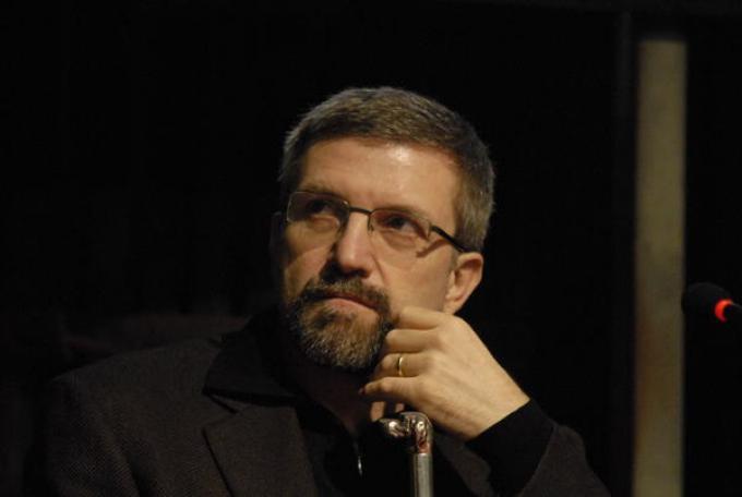 Alfredo Colitto in una Foto di Geo Manganelli