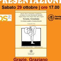 Grazie, Graziano! Un tributo in giallo a Graziano Braschi