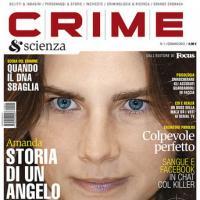Crime & Scienza in edicola