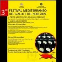 3° Festival Mediterraneo del Giallo e del Noir