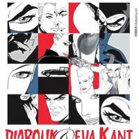 Diabolik e Eva Kant si mostrano