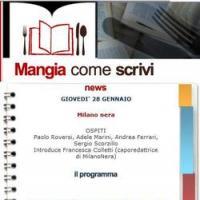 Milano Nera e Mangia come scrivi 2010