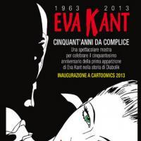 Eva Kant compie 50 anni