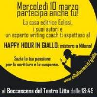 Happy Hour in Giallo