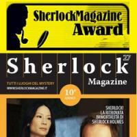 Sherlock Magazine Award. Il vincitore