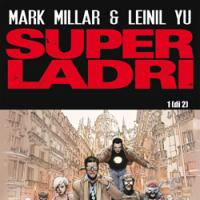 Super Ladri in fumetteria