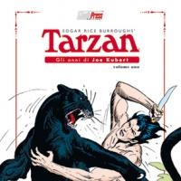 Tarzan in ricordo di Joe Kubert
