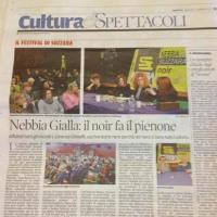 Nebbiagialla 2013, reportage di una domenica